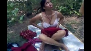 Gaon Ki Desi Student Jungle Me Hot Sex