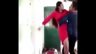 Gov't School teacher aur madam ka sex mms
